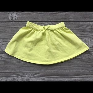 Crazy 8 size 18-24 month skirt